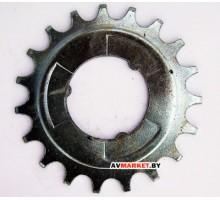 Звезда задняя 19 зуб. завод 36,5мм РБ (В1500622) VAL-19964-8