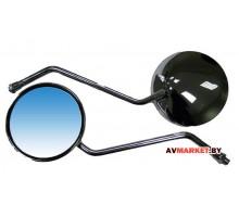 Зеркала M8мм DELTA -50ALPFA-50 круг хром JH70