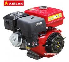 Двигатель 9.0 л.с бензиновый 177F шлиц  ASILAK (Китай) HM177F