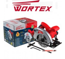 Пила циркулярная WORTEX CS 1655  в кор. CS165500011 (Китай)