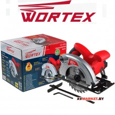 Пила циркулярная WORTEX CS 1655  в кор. CS165500011 (Китай)