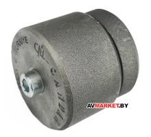 Насадка 20мм для сварочного аппарата для полимерных труб серый тефлон PocTypПласт 10030
