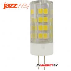 Лампа светодиодная JC 5 Bт POWER 220B G4 4000