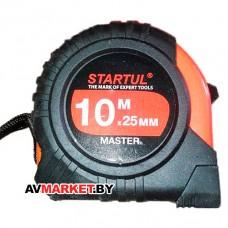 """Рулетка 10м/32мм Startul  """"Мастер"""" (ST3002-1032) (быт) арт ST3002-1032 Китай"""