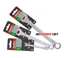 Ключ комбинированный 10 мм Волат арт16030-10 Индия