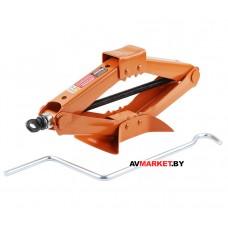 Домкрат механический (ромб) 2т STARTUL AUTO ST8020-02 Китай