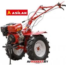 Культиватор бензиновый ASILAK SL-106 10 л.с. колеса 6.50-12 SL-106 без ВОМ 2+1 пер