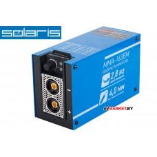 Инвертор сварочный Solaris MMA-163EM + AK (230В,10-160А)+AK 230B.10-160