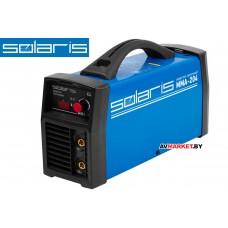 Инвертор сварочный SOLARIS MMA-204+AK (220B.5-2)