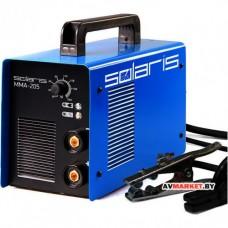 Инвертор сварочный SOLARIS MMA-205+ACX (220B.10-2)