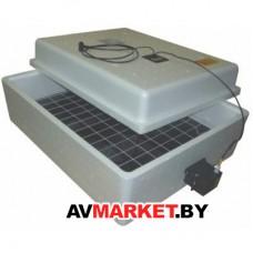 Инкубатор ИБ2НБ 71 вариант 3 (63 яйца,авт.пов.аналого