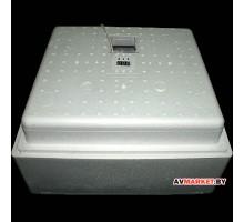 Инкубатор ИБ2НБ Несушка вариант 3 (63 яйца,авт.пов.цифр терм