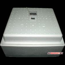 Инкубатор ИБ2НБ 38г Несушка вариант 3 (63 яйца,авт.пов.цифр терм