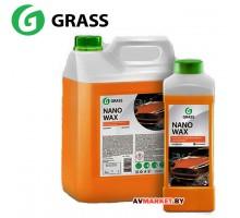 """Воск с защитным эффектом GraSS """"Nano Wax"""" 1л 110253"""