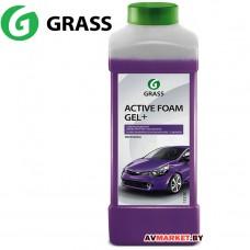 Средство для бесконтактной мойки GraSS Active Foam Gel+ 1л 113180 Россия