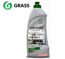 """Гель чистящий для кухни GraSS """"Azelit"""" 500мл 218555"""
