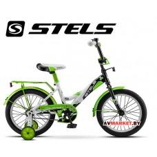 Велосипед 16 STELS TALISMAN салатн.