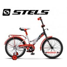Велосипед 18 STELS TALISMAN красный