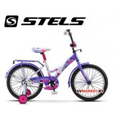 Велосипед 18 STELS TALISMAN фиолетовый