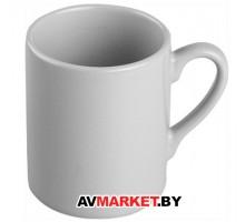 Кружка керамическая 210 мил, серия Текирдаг,серая PERFECTO LINEA арт 19-080619 Турция