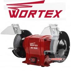 Станок точильный WORTEX BG 1525 L в кор. BG15250005