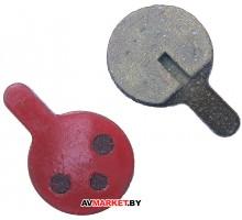 Колодки тормозные Yinxing Po1 тип-sintered 83608079 Китай 4800836080797