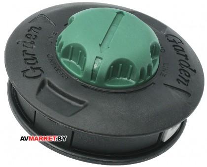 Триммерная головка Китай 160057 автомат (зел кнопка)