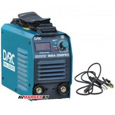 Аппарат сварочный инверторный D'ARC MMA-2000PRO Китай