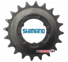 Звезда задн. Shimano 20T 35мм- 2.3мм черн. 4585