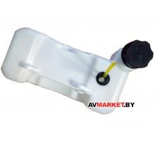 Бензобак для миникультиватора с боковой заправкой  (креп. 2 болта) Китай 430-93