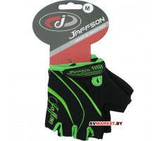 Перчатки JAFFSON SCG 47-0120 M (черный зеленый) 2515