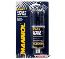 Клей жидкий для металла Mannol 9905 Epoxi-Metall 30 г