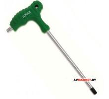 Ключ TORX T27*212*94мм L-Tupe TOPTUL (AIEA2721)