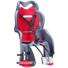 Кресло велосипедное детское HTP SANBAS T (темно-серый) 2320 Италия