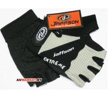 Перчатки JAFFSON SCG 46-68 M (черный серый) 4602