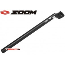 Подседельный штырь Zoom SP-207 (L-400 D27,0 черный) 4114