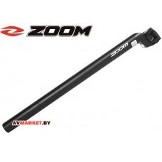 Подседельный штырь Zoom SP-207 (L-400 D31,2 черный) 4119