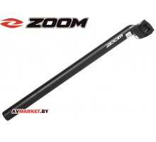 Подседельный штырь Zoom SP-212 (L-400 D31,6 черный) 4126