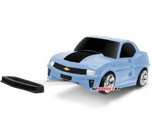 Детский чемодан Ridaz Chevrolet Camaro ZL 1 Синий 9101W-BLUE Гонконг